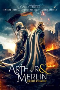 Download Arthur and Merlin Knights of Camelot Full Movie Hindi 720p