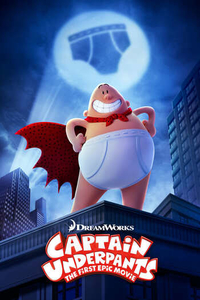 Download Captain Underpants The First Epic Full Movie Hindi 720p