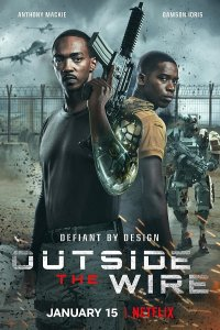 Download Netflix Outside the Wire Full Movie Hindi 720p