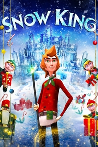 Download The Wizard's Christmas Return of the Snow King Full Movie Hindi 720p