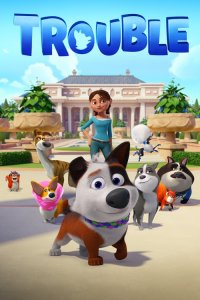 Download Dog Gone Trouble Full Movie Hindi 720p