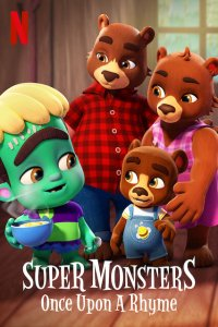 Download Super Monsters Once Upon a Rhyme Full Movie Hindi 720p