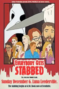Download Everybody Gets Stabbed Full Movie Hindi 720p