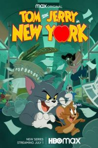 Download Tom and Jerry in New York (2021) Season 1 Hindi 720p