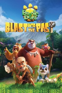 Download Boonie Bears Blast into the Past Full Movie Hindi 720p