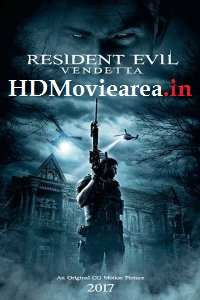 Resident Evil: Vendetta Full Movie Download
