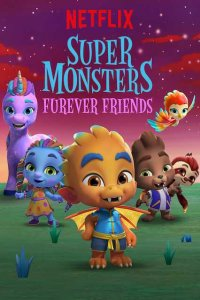 Download Super Monsters Furever Friends Full Movie