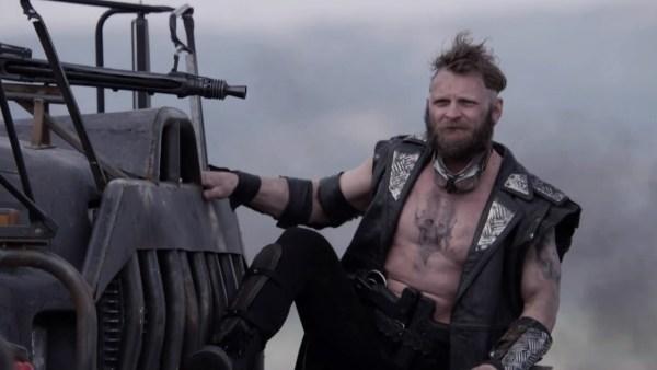 Death Race 4 Beyond Anarchy (2018)