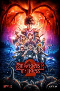 Stranger Things Season 1 all episode in Hindi 720p (Episode 1-8) 300MB