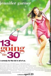 13 Going on 30 (2004) Full Movie Dual Audio  480p 300MB | 720p 800MB