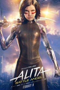 Alita: Battle Angel (2019) Dual Audio (Hindi-Eng) 480p 300Mb | 720p 900MB