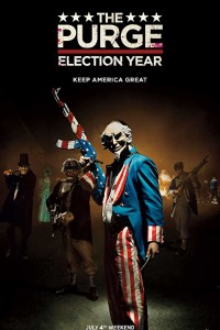 The Purge: Election Year (2016) Dual Audio (Hindi-English) 720p HD 1GB