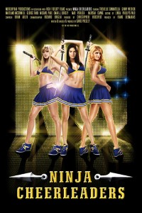 (18+) Ninja Cheerleaders (2008) Full Movie 480p 300MB | 720p 600MB