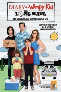 Diary of a Wimpy Kid: The Long Haul (2017) Dual Audio 480p 720p