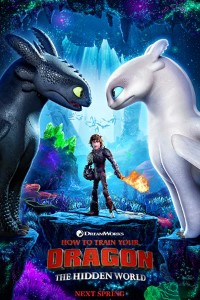 How to Train Your Dragon: The Hidden World (2019) Dual Audio 480p 720p 1080p