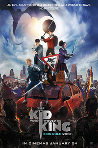 The Kid Who Would Be King (2019) Download Dual Audio 480p BluRay 350MB