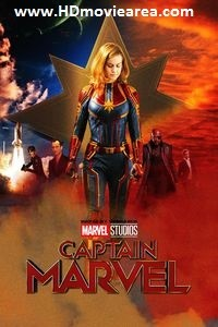 Captain Marvel (2019) Full Movie (Hindi-English) 480p (350MB) | 720p (1GB)