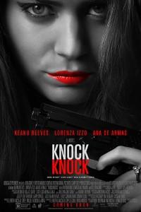 (18+) Knock Knock (2015) Full Movie Download English 480p