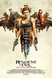Resident Evil: The Final Chapter (2016) Dual Audio 480p 720p 1080p