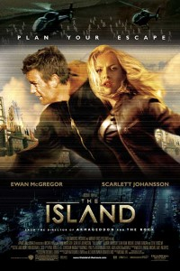 The Island (2005) Full Movie Download Dual Audio 480p