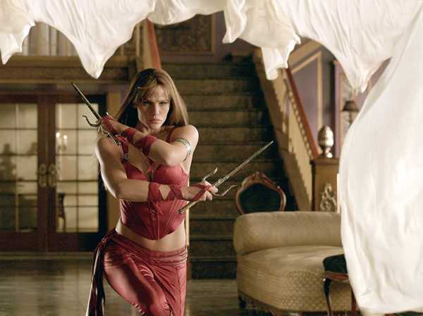 Elektra 2005 BLURAY 900MB HOLLYWOOD DUAL AUDIO Movie 720p