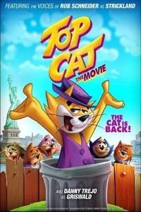 Top Cat: The Movie (2011) Full Movie Download Dual Audio 720p