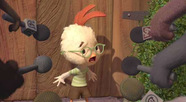 Chicken Little 2008 Hollywood English 1080p HD 900mb Free Movie Download