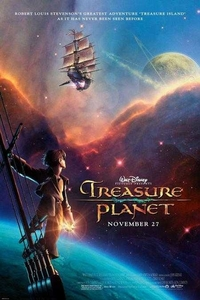 Treasure Planet (2002) Full Movie Download Dual Audio 720p BluRay ESubs