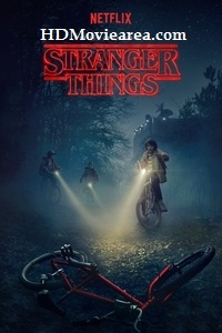 Stranger Things S01 Complete (Season 1) Dual Audio [In Hindi 5.1 + English] 480p 720p BluRay | Netflix