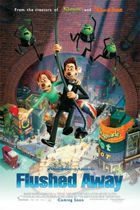 Flushed Away (2006) Full Movie Download Dual Audio Hindi ORG 480p 720p BluRay