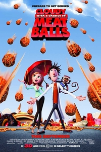 Cloudy with a Chance of Meatballs (2009) Download Multi Audio 720p BluRay