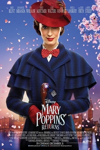 Mary Poppins Returns (2018) Full Movie Download English 480p ESubs