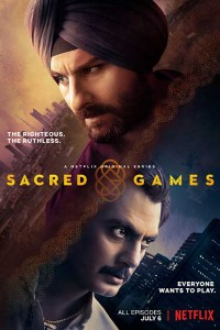 Download Sacred Games (2018) Netflix All Episodes 480p | 720p HDRip
