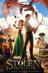 Download The Stolen Princess (2018) Full Movie Dual Audio 720p BluRay