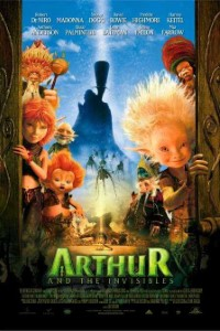 Download Arthur and the Invisibles (2006) Full Movie Dual audio 720p BluRay 1GB