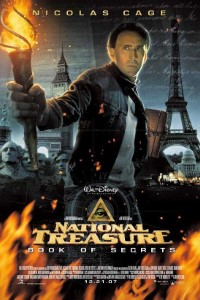 Download National Treasure: Book of Secrets (2007) Dual Audio 480p 300MB | 720p 1GB HD