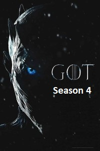 Game of Thrones Season 4 Download English Complete Episodes 720p HDRip 400MB