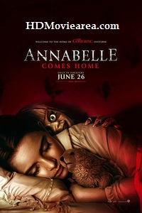 Annabelle Comes Home (2019) Multi Audio [Tel+Tam+Hin+Eng]  480p 300MB   720p 950MB