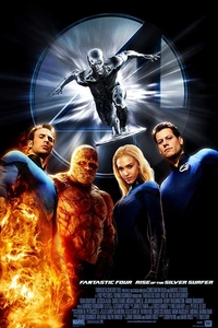 Download Fantastic 4: Rise of the Silver Surfer (2007) Dual Audio 480p 720p