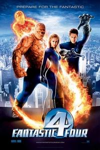 Download Fantastic Four (2005) Full Movie Dual Audio 480p 720p