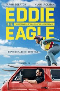 Eddie the Eagle (2015) Full Movie Download Dual Audio in Hindi BluRay 720p 750MB