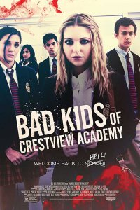 Bad Kids of Crestview Academy (2017) Full Movie Download Dual Audio in Hindi BluRay 480p 300MB   720p 820MB
