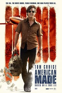 American Made (2017) Full Movie Download Dual Audio in Hindi BluRay 1080p 2GB