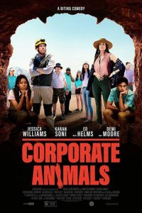 Corporate Animals (2019) Download in English WEB-DL 720p 800MB ESubs
