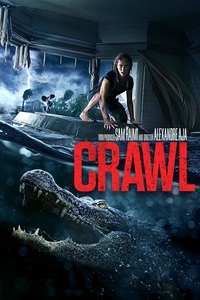 Crawl (2019) Full Movie Download Dual Audio in Hindi BluRay 480p 300MB | 720p 850MB | 1080p 1.8GB ESubs
