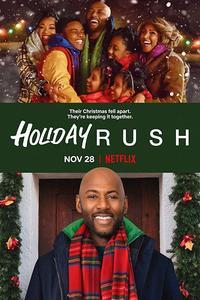Download Holiday Rush (2019) Movie Dual Audio 480p 720p WEBRip