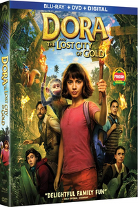 Dora and the Lost City of Gold (2019) Download Dual Audio Hindi BluRay 480p 450MB   720p 800MB   1080p 2GB