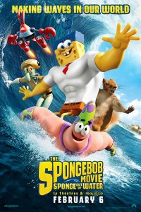 The SpongeBob Movie: Sponge Out of Water (2015) Download Dual Audio in Hindi BluRay 480p 350MB | 720p 750MB