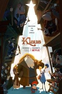 Klaus (2019) Download Dual Audio in Hindi Web-DL 480p 230MB | 720p 850MB Netflix