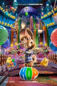 Hop (2011) Full Movie Download Dual Audio in Hindi BluRay 480p 400MB   720p 800MB ESubs